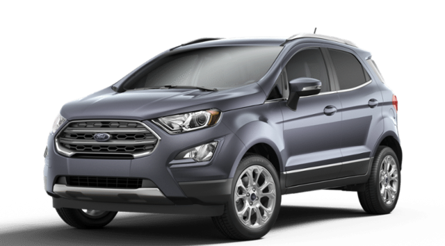 New 2019 Ford EcoSport For Sale at Gurley Motor Company